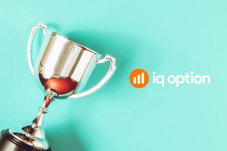 การแข่งขันการซื้อขาย IQ Option - ฉันจะสะสมรางวัลในทัวร์นาเมนต์ได้อย่างไร?