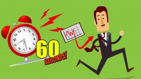 วิธีการเทรด 60 วินาทีตัวเลือกใน IQ Option โดยการรวม ADX เข้ากับกลยุทธ์ EMA