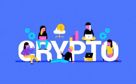 คำจำกัดความของ Cryptocurrency? วิธีซื้อและขาย Crypto บน IQ Option