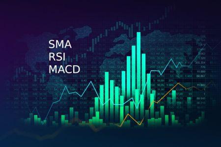 วิธีเชื่อมต่อ SMA, RSI และ MACD สำหรับกลยุทธ์การซื้อขายที่ประสบความสำเร็จใน IQ Option