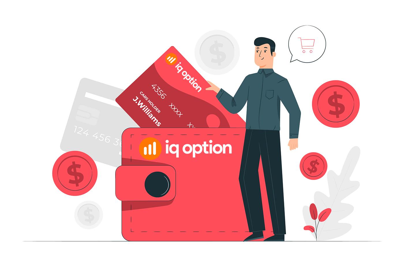 วิธีการเปิดบัญชีและถอนเงินที่ IQ Option