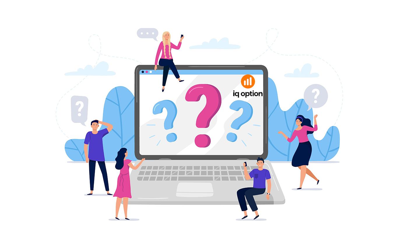 คำถามที่พบบ่อย (FAQ) ของบัญชี การยืนยันใน IQ Option